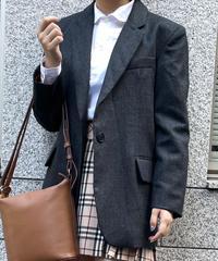 Vivienne Westwood  / vintage wool material gray jacket.