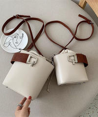 Bucket design bag(L)