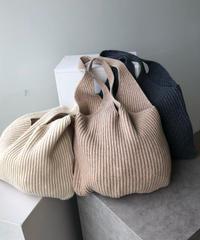 (即納)Knit bag