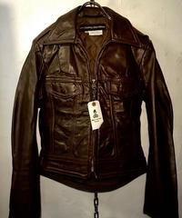 70,s U.S.A. AMF Harley Davidson RIDERS JACKETヴィンテージ美品