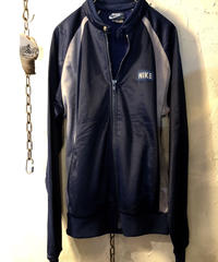 "NIKE 80,s 紺タグ希少日本製  ""カマボコタグ"" Jersey ヴィンテージ極上美品"