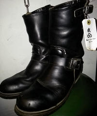 90,s U.S.A. RED WING RW-2268 PT91 Engineerヴィンテージ美品