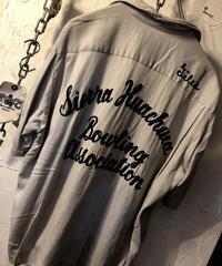 Rock'n Roll 60,sリアルヴィンテージ NAT NASTタテ2連ポケットレアモデルBowling Shirt 目玉アイテム
