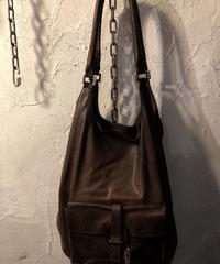 JIL SANDER ITALY Leather Tote Bag