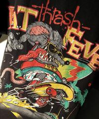 86年製RAT FINK  thrash RAT FEVER ヴィンテージTee