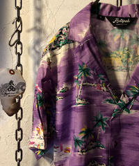 80-90,s MADE IN U.S.A. Hawaiian Shirt ヴィンテージ美品