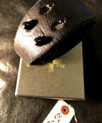 東京S.O.S.STORE 06,sセレクトItalian-leather Bracelet 未使用BOX付美品