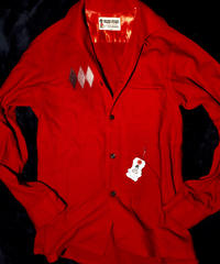 リアルフィフティーズ U.S.A. GOLDEN NUGGET ロックンロールシャツジャケット