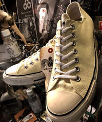 UNDER LICENSE U.S.A. ALL STAR Lemon-YELLOW CANVAS Low