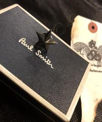 オールドモデル89,s イングランド製Paul Smith STARカフスBOX付美品