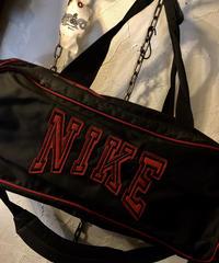 NIKE オールドモデル96,s 『黒×赤』BOSTON BAG