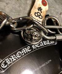 【Chuck Berry追悼スペシャルプライス】Chrome Hearts FIORAL CROSS RING17号美品スペシャルプライス