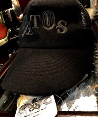 Mr.OLIVE オールドモデルBRIM LONG TRUCKER CAP美品