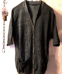 60,s MADE IN U.S.A.ヴィンテージ TALONジッパー PILE Shirt