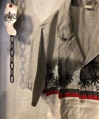 80年代アジア製 ALOHA Shirt オールド美品