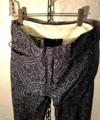 90,s Used Psychedelic チェーンホルダー付きPants 美品