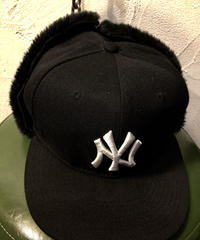 New Era 59FIFTY トラッパーモデルニューヨークヤンキース キャップ未使用品