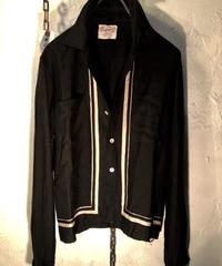 フィフティーズU.S.A.リアルヴィンテージ BOX型ロカビリーシャツジャケット