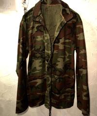 80,s SCOVILL社製スナップボタン 迷彩テーラードジャケット美品
