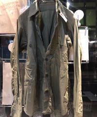 〈目玉〉U.S.NAVY 40,s ステンシルvintage Shirtスペシャルプライス