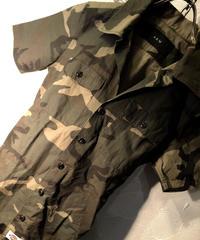 Dickies × AKM Camouflage Shirtスペシャルプライス