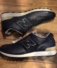 new balance イングランド製M576 Leatherネイビー 美品