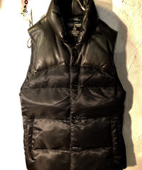 attack the mind 7 Down Vest 美品