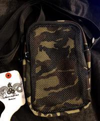 日本製YUBI社 Camouflage ミニショルダー未使用品