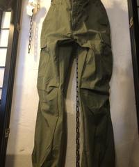 《超目玉》U.S.ARMY Jungle Fatigue PANTS 68年製プライベートモディファイカスタマイズ