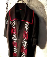 60-70,s リアルヴィンテージUSA製  Rocka Shirt デッドストック