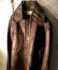 70,s MEXICO製 Geronimo Leather