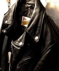 80,s U.S.A.製 Schott 618US RIDERS Jacket 36