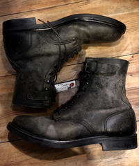A.P.C. MADE IN ITALY COMBAT BOOT美品