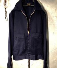 60-70,s U.S.A. LEE TALONジッパー Worker Jacket