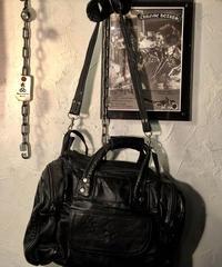 TALONジッパー80,s レアヴィンテージ ミニLeather Bagスペシャルプライス