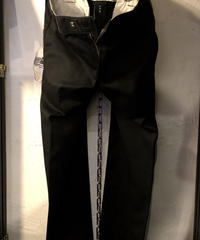 AKM × Dickies ダブルネームWorkers slacks BLACK