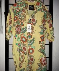 BACKBONE 2012 Hawaiian Shirt美品スペシャルプライス
