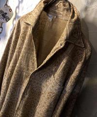 70,s MADE IN U.S.A. Bernis Long Shirt美品スペシャルプライス