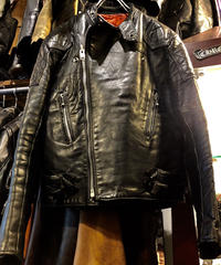 《超目玉黄金サイズ》70,s vintage イングランド製 Lewis Leathers G.T.MONZAヴィンテージ美品