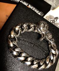 〈目玉〉Chrome Hearts CLIP CLASSIC CHAIN BRACELET正規代理店ユナイテッドアローズギャランティー付美品