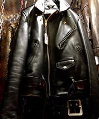Schott U.S.A.バイクタグ618US RIDERS Jacket34 オールドモデル極上美品