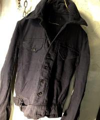 1940,s 英王立海軍 ROYAL NAVY 激レアBATTLE JACKET 極上美品目玉アイテム