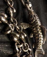 L.E.C.J. Large Carpio Chain NECKLACE 《オーダーシルバージュエリー》サンプル特別リリース