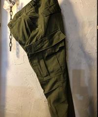 〈目玉〉U.S.ARMY NAM戦67年製 希少ノンリップJUNGLE FATIGUE PANTS 3rd model美品 日本人グッドサイズSMALL REGULAR