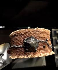 東京S.O.S.STORE 07,s セレクトItalian-leather Bracelet 未使用BOX付美品