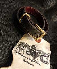 S.I.C. ITALY duplex winding Camouflage Leather BRACELET極上美品