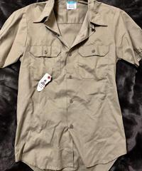 80,s U.S.A.製 BIG MAC Worker Shirt 美品