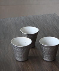 白金彩茶杯