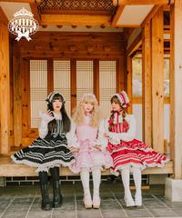 [Baroque]  Whipping Cake ホィップリボンヘッドドレス【ご予約商品】
