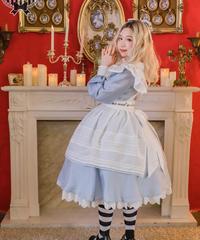 [Baroque] LOVELETTER From ALICE チェーシャーショートエプロン【ご予約商品】